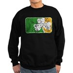 Retro Irish Logo Sweatshirt (dark)