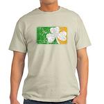 Retro Irish Logo Light T-Shirt