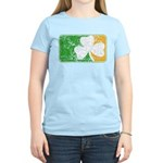 Retro Irish Logo Women's Light T-Shirt