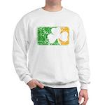 Retro Irish Logo Sweatshirt