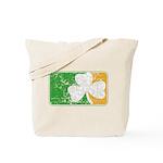 Retro Irish Logo Tote Bag
