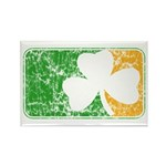 Retro Irish Logo Rectangle Magnet