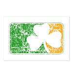 Retro Irish Logo Postcards (Package of 8)