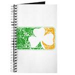 Retro Irish Logo Journal