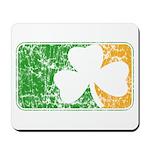 Retro Irish Logo Mousepad