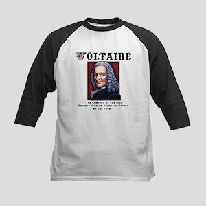 Voltaire Needs the Poor Kids Baseball Jersey