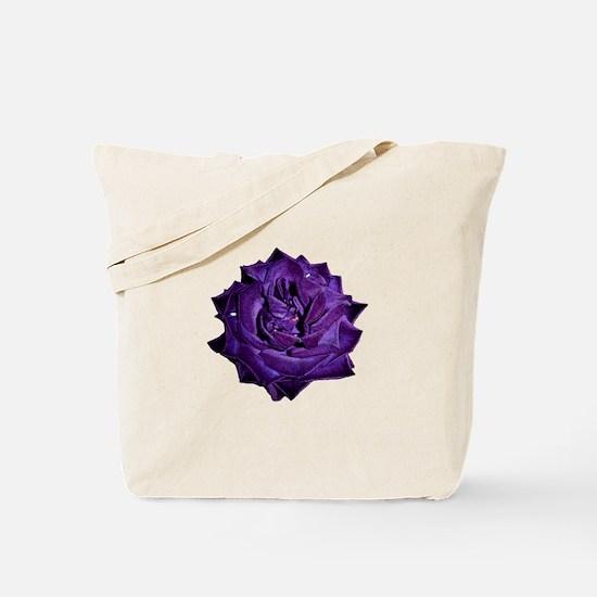 Unique Dark purple Tote Bag