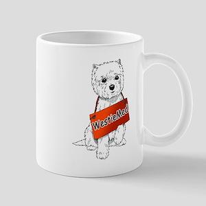 WestieMed Logo Mug