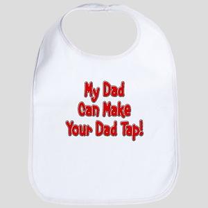 Make Your Dad Tap! Bib