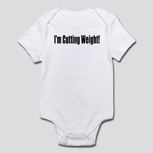 I'm Cutting Weight! Infant Bodysuit