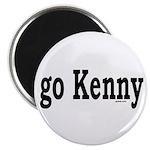 go Kenny Magnet