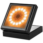 Sun Wheel II Keepsake Box