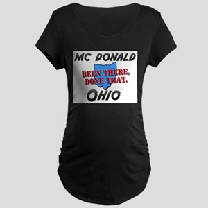 mc donald ohio - been there, done that Maternity D