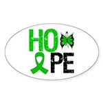 Cerebral Palsy Hope Oval Sticker (10 pk)