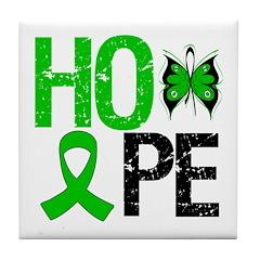 Cerebral Palsy Hope Tile Coaster