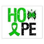 Cerebral Palsy Hope Small Poster