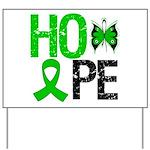 Cerebral Palsy Hope Yard Sign