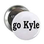 "go Kyle 2.25"" Button (10 pack)"