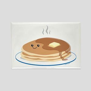 Breakfast Time Rectangle Magnet