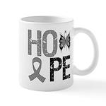 Brain Cancer Hope Mug
