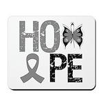 Brain Cancer Hope Mousepad