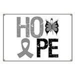 Brain Cancer Hope Banner