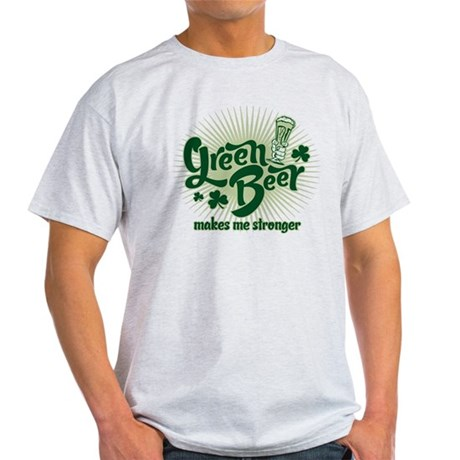 Green Beer Light T-Shirt
