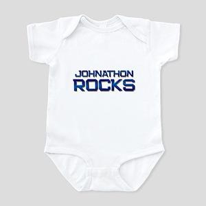 johnathon rocks Infant Bodysuit