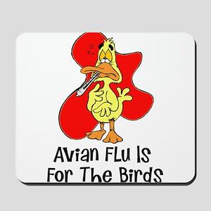 Avian Flu Mousepad