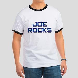 joe rocks Ringer T