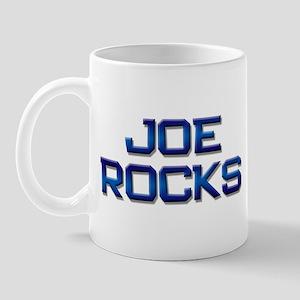 joe rocks Mug