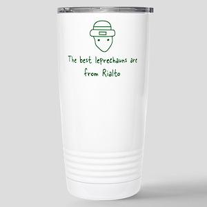 Rialto leprechauns Stainless Steel Travel Mug