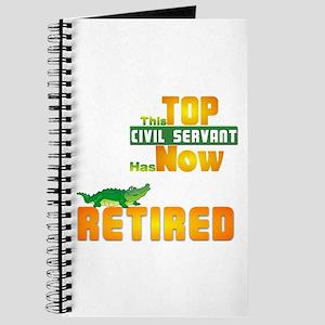 Retired Top Civil Servant 1&2 Journal