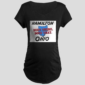 hamilton ohio - been there, done that Maternity Da