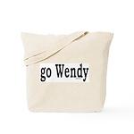 go Wendy Tote Bag