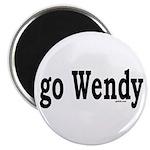 "go Wendy 2.25"" Magnet (10 pack)"