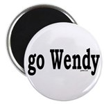 go Wendy Magnet