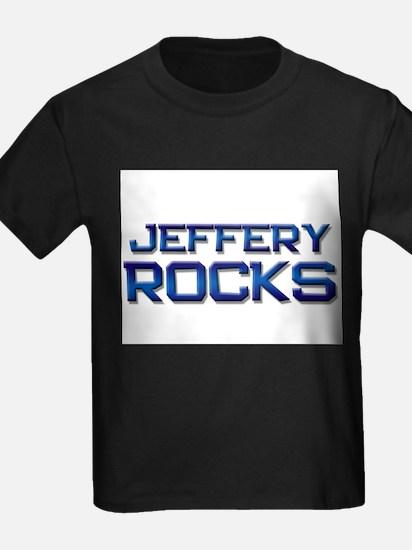 jeffery rocks T