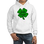 Irish Nurse Hooded Sweatshirt