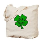 Irish Nurse Tote Bag