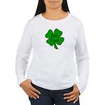 Irish Nurse Women's Long Sleeve T-Shirt