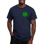 Irish Nurse Men's Fitted T-Shirt (dark)