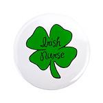 "Irish Nurse 3.5"" Button (100 pack)"