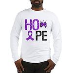 Alzheimer's Disease Hope Long Sleeve T-Shirt