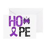 Alzheimer's Disease Hope Greeting Cards (Pk of 10)