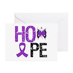 Alzheimer's Disease Hope Greeting Cards (Pk of 20)