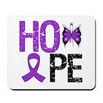 Alzheimer's Disease Hope Mousepad