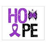 Alzheimer's Disease Hope Small Poster