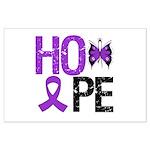 Alzheimer's Disease Hope Large Poster