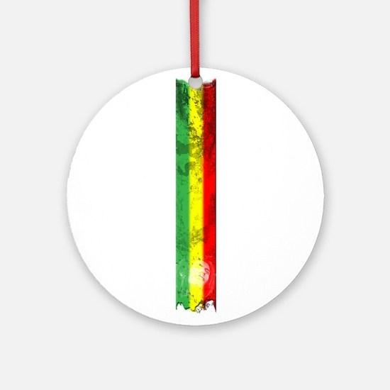 Marley flag Ornament (Round)
